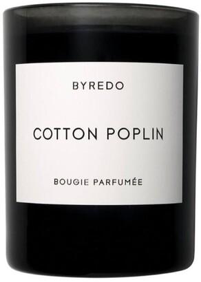 Byredo Cotton Poplin Scented Candle