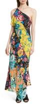 Diane von Furstenberg Women's Silk Maxi Dress