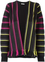Iceberg striped cardigan