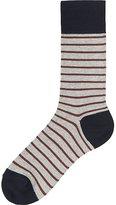 Uniqlo Men Striped Socks