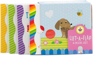 4pk Chunky Lift A Flap Babies Love Book Set