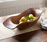 Pottery Barn Footed Serve Bowl
