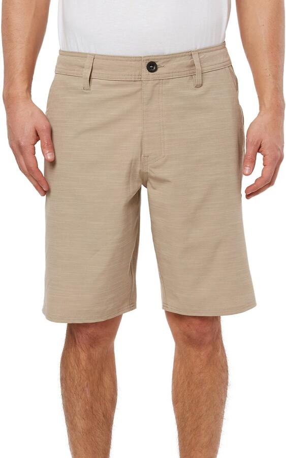 O'Neill Locked Slub Hybrid Shorts