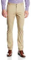Dockers Alpha Khaki Skinny Flat-Front Pant