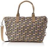 Orla Kiely Womens Printed Zip Handbag Travel Totes Luggage,21 x 38 x 44 cm (W x H x L)