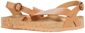 Soludos Maya Sandal (Camel) Women's Shoes