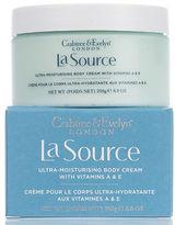Crabtree & Evelyn NEW La Source Body Cream w/ Vitamins A & E