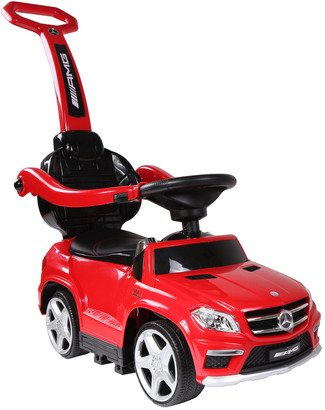 Best Ride on Cars 4 In1 Mercedes Push Car