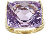 JCPenney FINE JEWELRY LIMITED QUANTITIES Cushion-Cut Genuine Pink Amethyst Ring