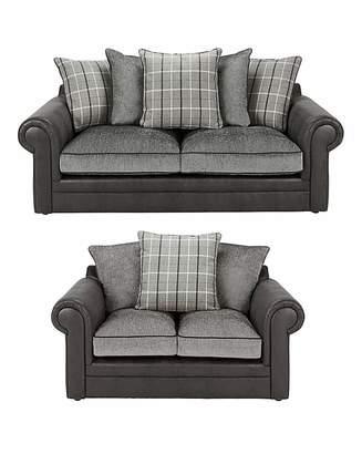 Marisota Georgie 3 Seater plus 2 Seater Sofa