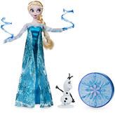 Disney Elsa Singing Doll Set - 11''