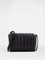 DKNY Quilted Lamb Nappa Leather Crossbody