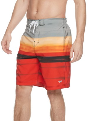 Speedo Men's Horizon Blend Bondi Swim Trunks