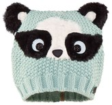 Barts Mint Humphy Raccoon Beanie