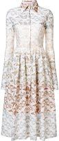 Sophie Theallet 'Paysage Terre' dress - women - Cotton - 4