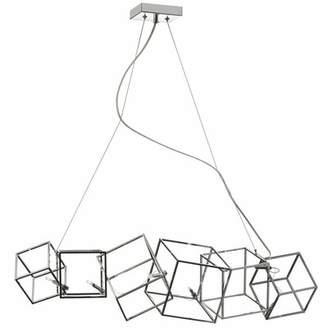 Cubo Radionic Hi Tech 6-Light Geometric Pendant Radionic Hi Tech
