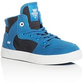 Supra Boys' Vaider Color Block High Top Sneakers - Walker, Toddler
