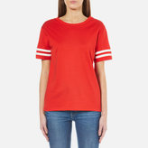 Levi's Women's Athletic TShirt - Flame Scarlet