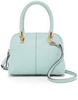 Cole Haan Benson Small Leather Dome Satchel