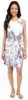 Allen Allen Crystal Wash Tank Dress