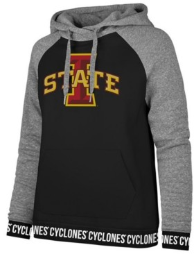 '47 Women's Iowa State Cyclones Revolve Hooded Sweatshirt