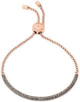 Michael Kors Pavé Crystal Bombay Slider Bracelet