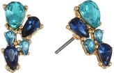 Rebecca Minkoff Multi Stone Stud Earrings