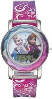 Disney Disney's Frozen Anna, Elsa & Olaf Kids' Digital Watch