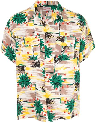 Fake Alpha Vintage Hawaiian print shirt