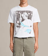 AllSaints Last Song Crew T-Shirt