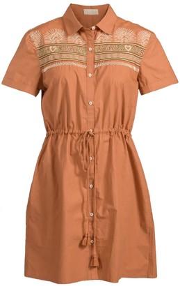 Souk Indigo Blume Dress
