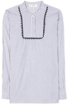 Vanessa Bruno Striped Cotton Shirt