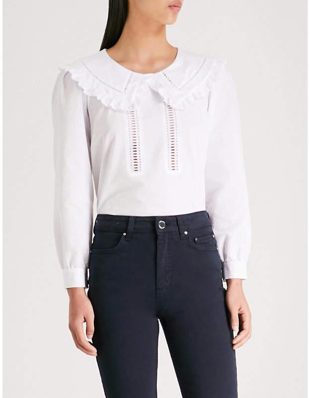 Claudie Pierlot Barlene blouse