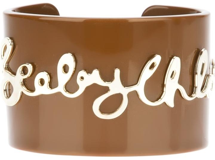 See by Chloe embellished cuff