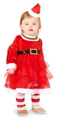 Zhangjiagang Leadtex Clothing Co, L Christmas Diva Infant Costume