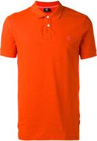 Paul Smith embroidered logo polo shirt - men - Cotton - M