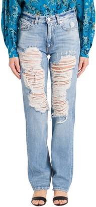 Givenchy Distressed Jeans