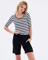 Sportscraft Rosa Stretch Linen Shorts