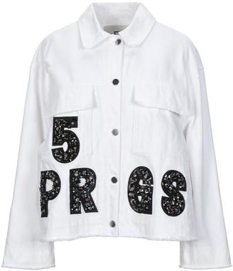 5 PROGRESS Denim outerwear