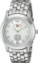 U.S. Polo Assn. Men's Dial Tone Bracelet Watch US8440