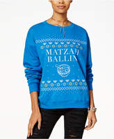 Freeze 24-7 Juniors' Matzah Ballin' Sweatshirt