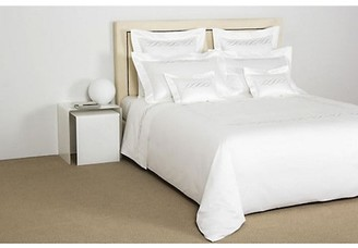 Frette Pearls Embroidery Duvet