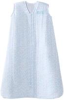 Halo Baby SleepSack Turquoise Circles Muslin Wearable Blanket