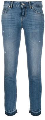 Liu Jo Mickey Mouse skinny jeans