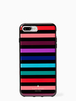 Kate Spade Party stripe iphone 7 plus case