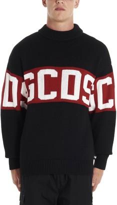 GCDS Logo Tape Sweater