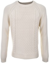 Henri Lloyd Kents Knit Jumper White