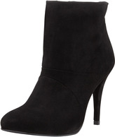 Partnership Suede Ankle Boot