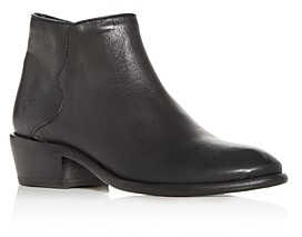Frye Women's Carson Low-Heel Booties
