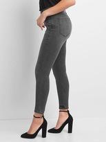 Gap Washwell super high rise Sculpt true skinny jeans